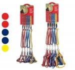 Camon - шлея и поводок Камон, для собак 20 мм+поводок (D783)
