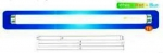 Resun WB 15 - аквариумная лампа Ресан, 15 Вт, 43,7 cм (27353)