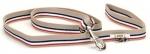 Coastal Charming Stripes Lead - поводок для собак Коастал, ширина 2,5 см, длина 1,5 м