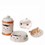 Camon Cat - банка керамическая с крышкой Камон для котов