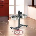 Trixie - миски для собак Трикси на подставке