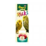 Fiory Sticks - лакомство Фиори с яблоком для волнистых попугаев, 60 г. (2565)