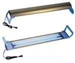 Resun DL 40R Gold - светильник для аквариума Ресан (лампы 2х40 Вт, 138 см) (27519)