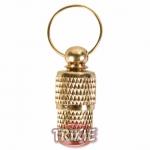 Trixie - Капсула на ошейник для адреса Трикси (цвет золота