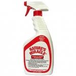 8 in 1 NATURE`S MIRACLE STAIN & ODOR REMOVER spray - универсальный уничтожитель пятен и запаха Восемь в одном (ENM 5104)