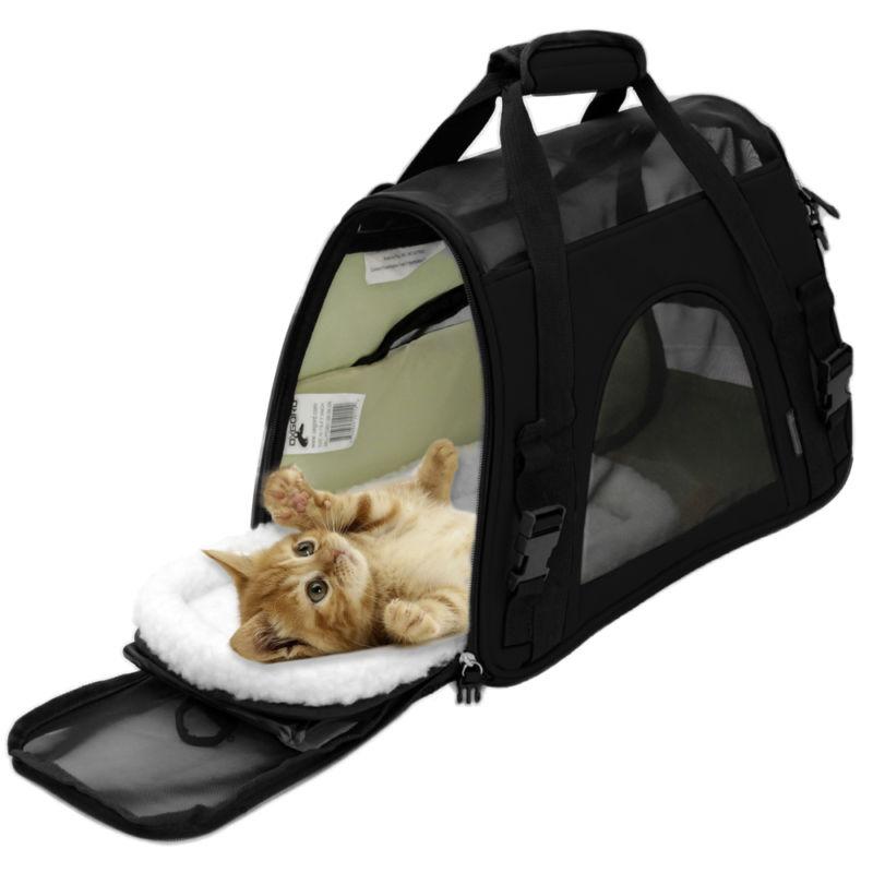 Сумка переноска для котов